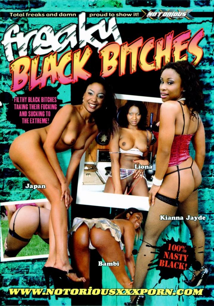 Nasty Black Bitch Porn