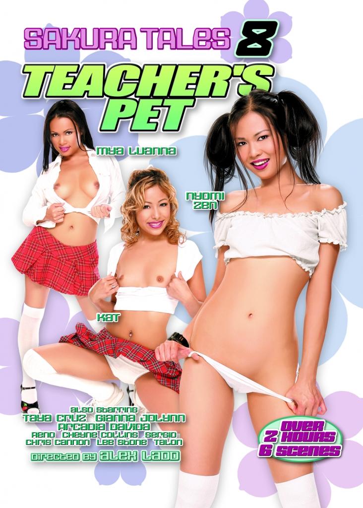 Sakura Tales 08: Teachers Pet