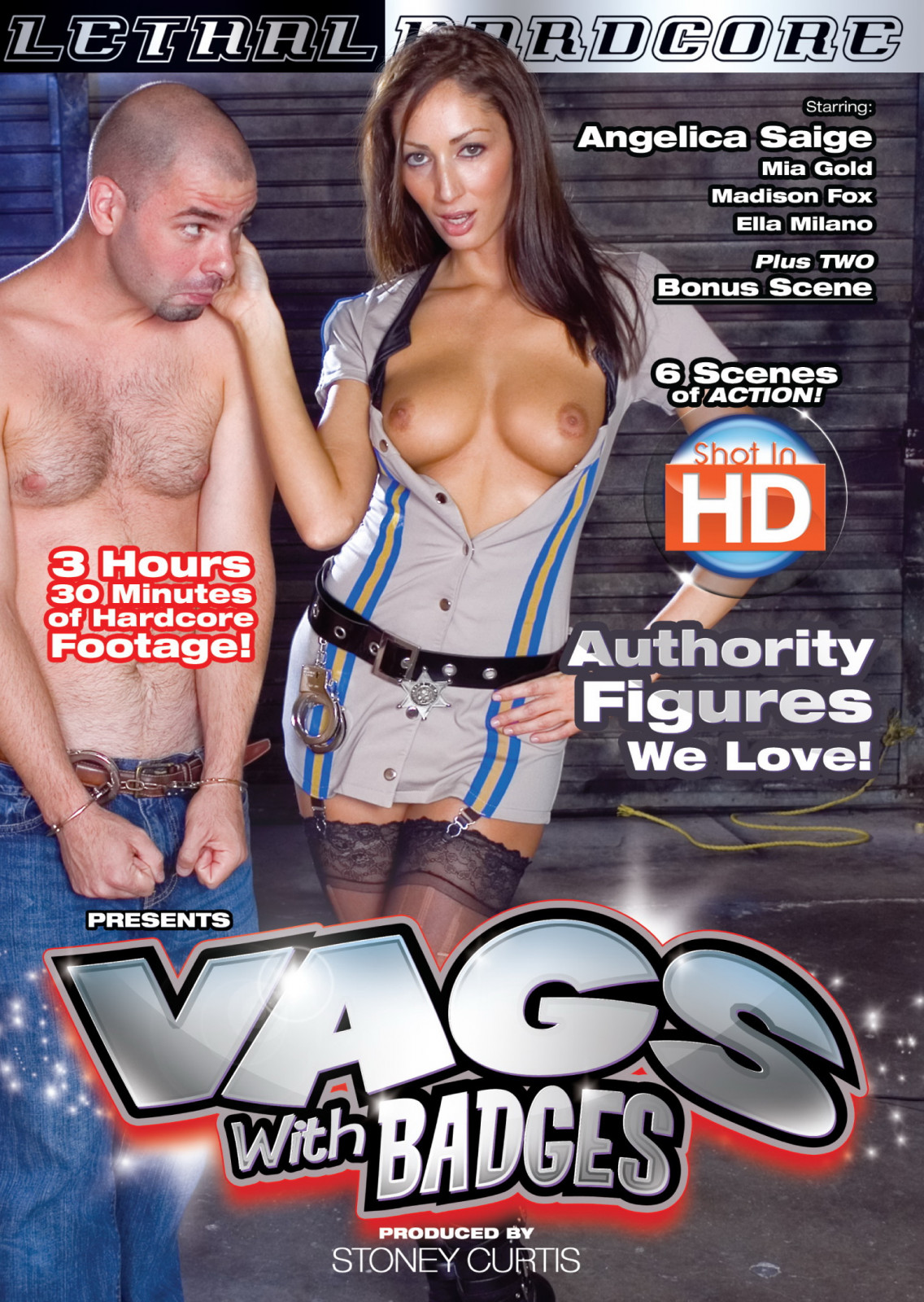 Vags With Badges 1