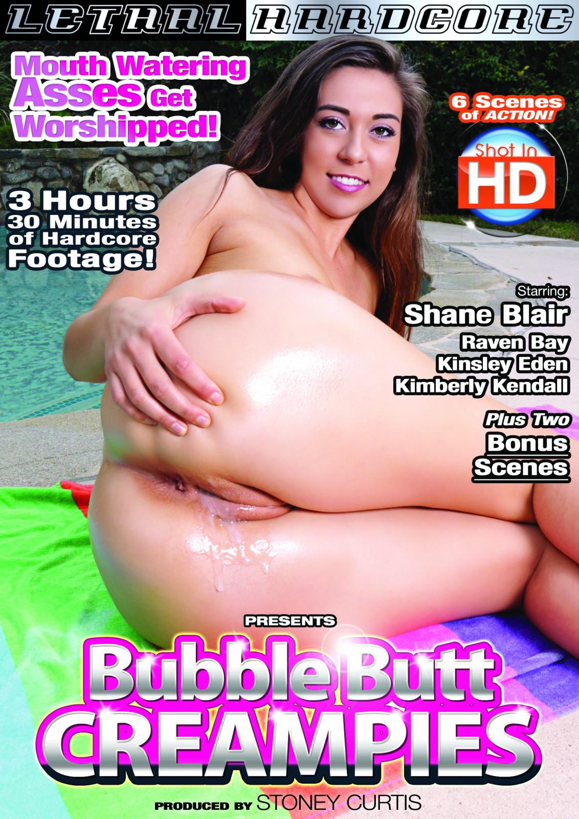 Bubble Butt Creampies 1