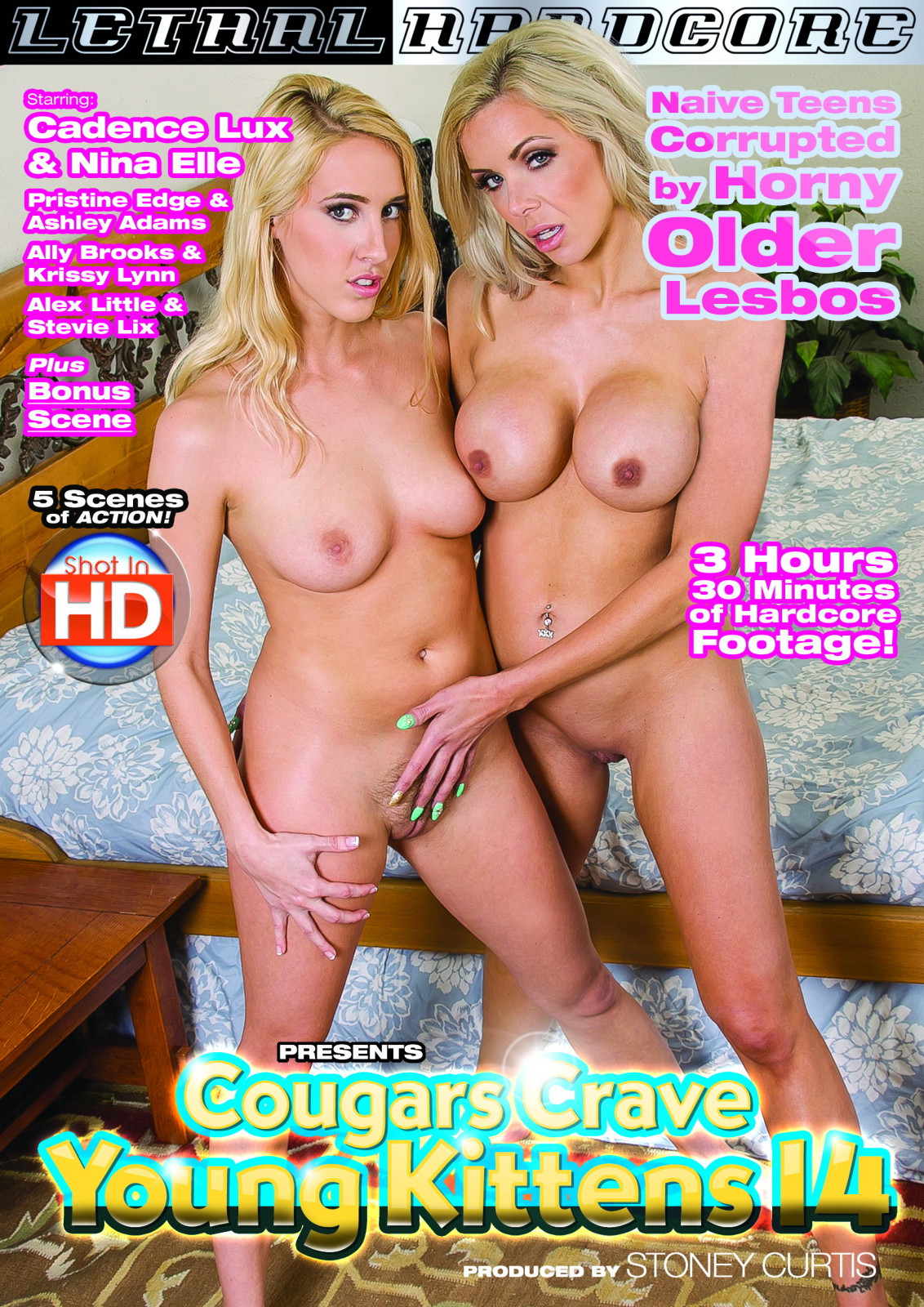 Cougars Crave Young Kittens 14