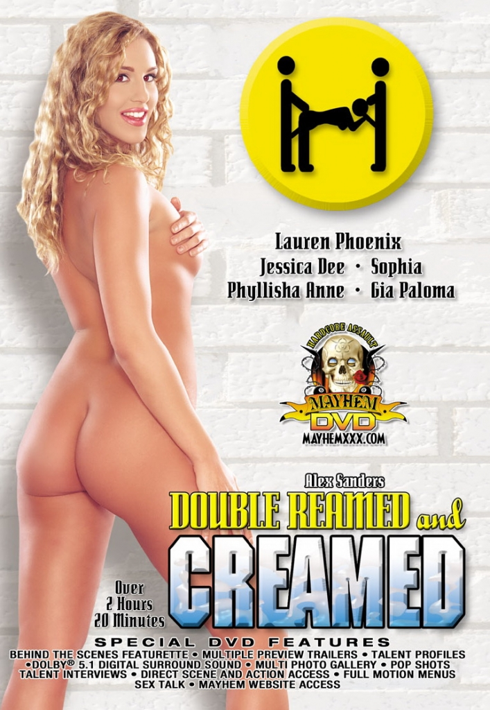 Double Reamed And Creamed