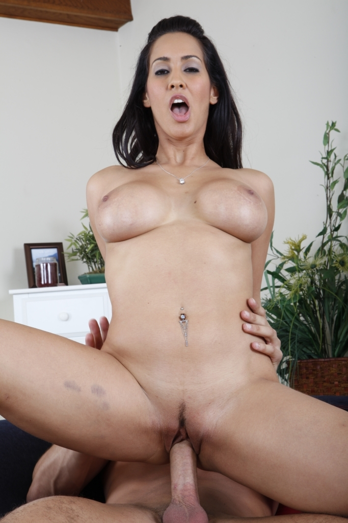 Busty Isis Love Cums In Rough Sex Scene