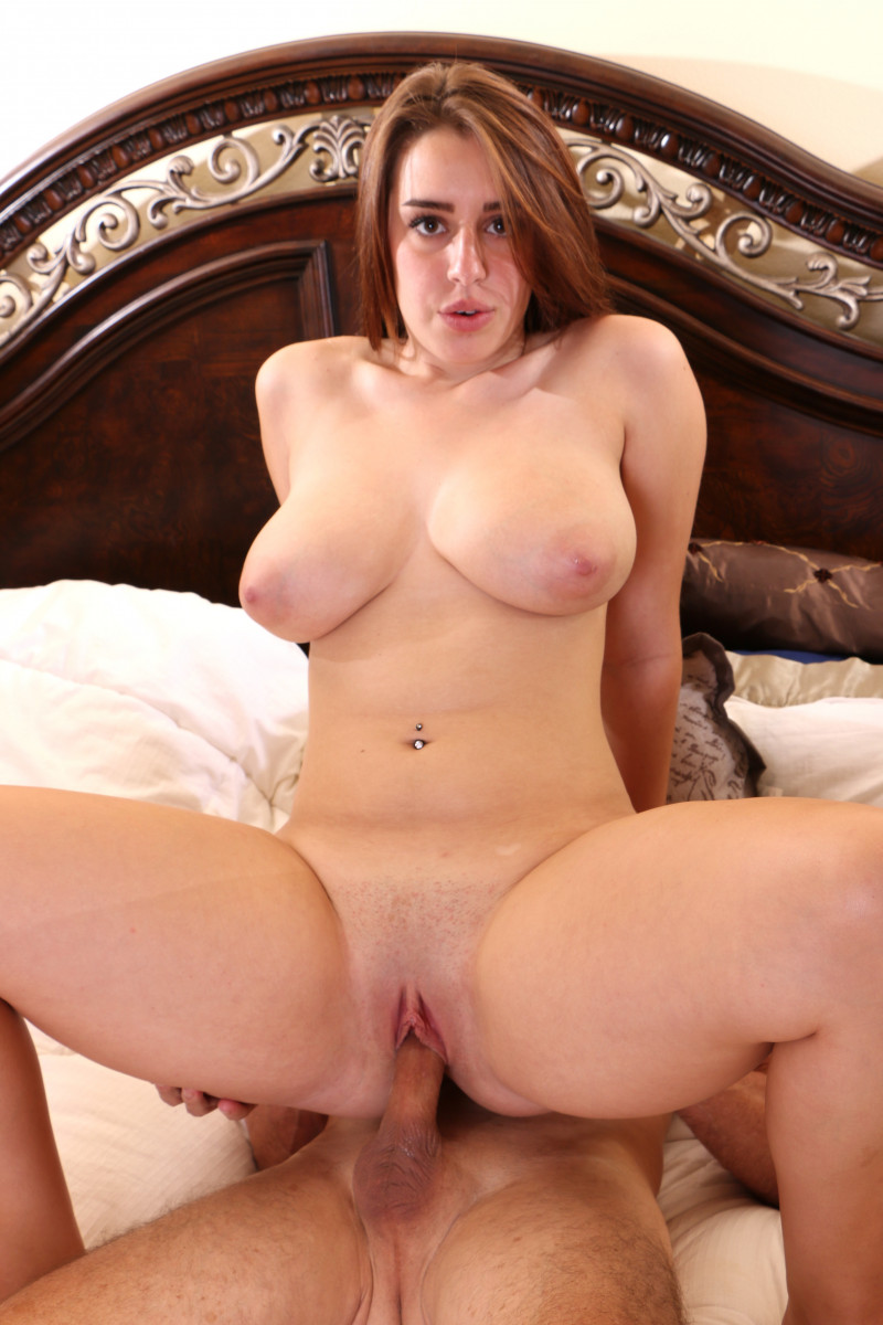 Lanie Morgan's Big Tits Get Fast And Furious Fucking During Porn Auditions