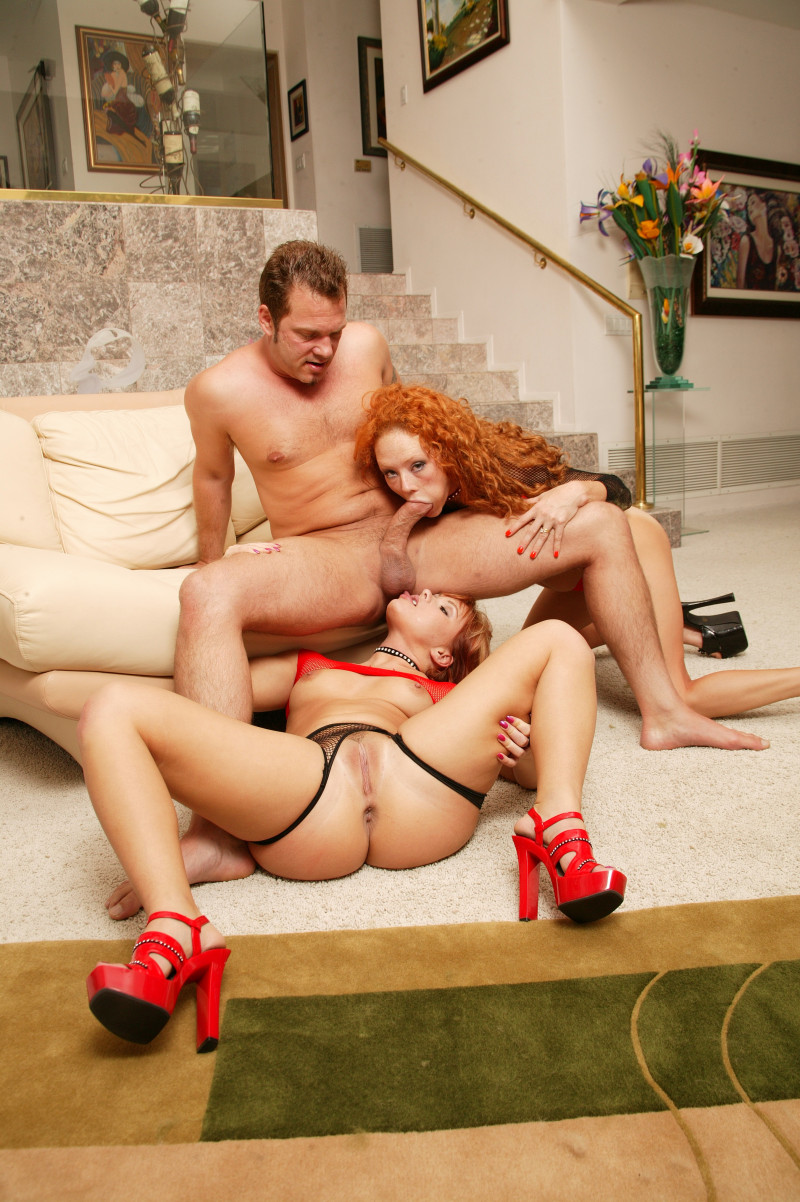Katja Kassin And Audrey Hollander Love Being Whores