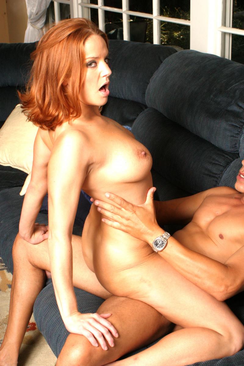 Gabriella Banks Loves Raw Dick